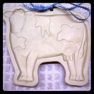 COPY - 🍁 4/$20 Vtg Brown Bag Cookie Art Cow M…